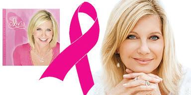 Olivia Newton John Pink Ribbon CD