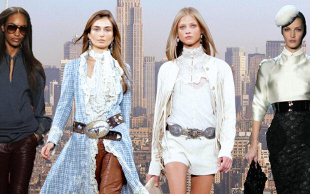 Fashion Week N.Y. startet diese Woche