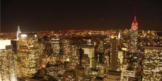 Pfingsten im aufregenden New York