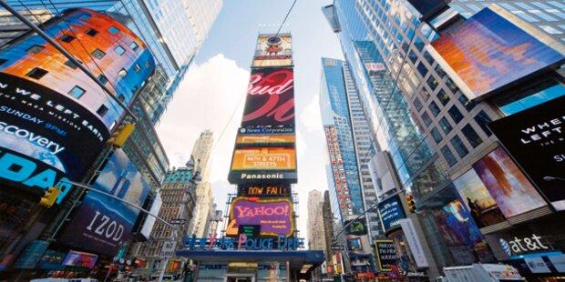 Schnäppchen-Shopping in New York