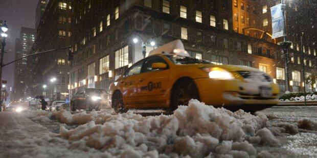 Athena bringt Ostküste Kälte und Schnee