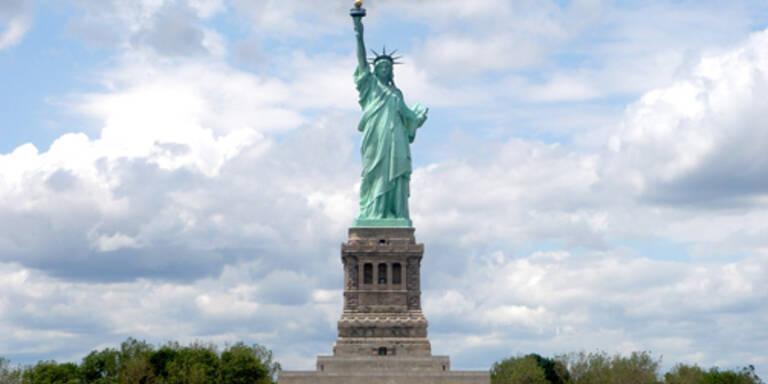 Zahl der Mordfälle in New York gesunken