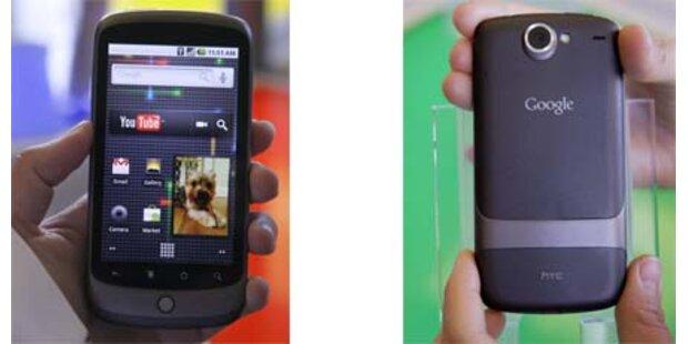Riesiger Ansturm auf das Nexus One