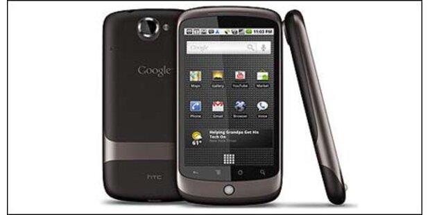 Analyst rechnet mit 6 Mio. Nexus One