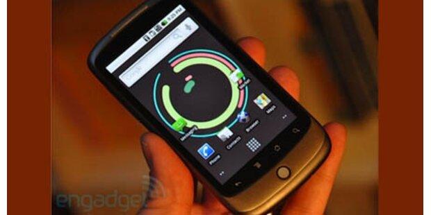 Massive Empfangsprobleme beim Nexus One