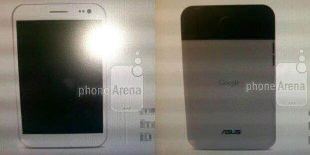 Das Google-Tablet wird Nexus 7 heißen