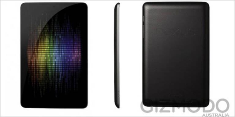 Alle Infos vom Nexus 7 aufgetaucht