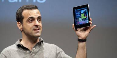Neues Nexus 7 kurz vor dem Start