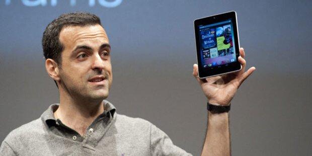 Nexus 7 mit 3G ab 0 Euro bestellbar