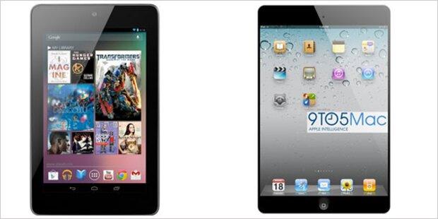 iPad Mini sieht aus wie großer iPod touch