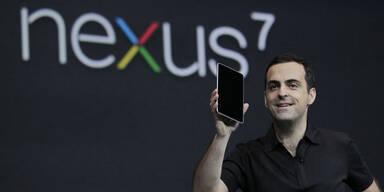 Googles Nexus 7 mit 32 GB aufgetaucht