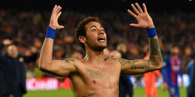 Neymar verspottet PSG-Spieler