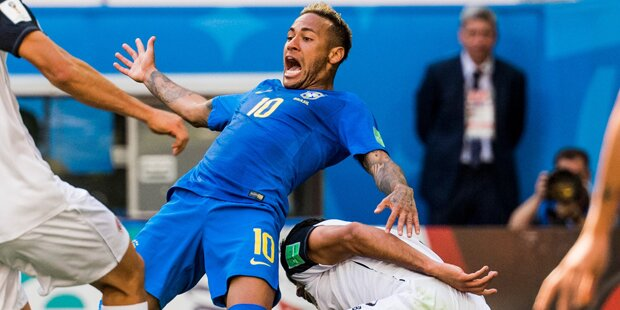 Mega-Shitstorm gegen Neymar