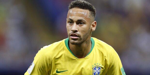 Polizei zeigte Neymars mutmaßliches Vergewaltigungsopfer an