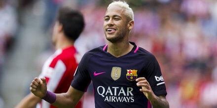 Neymar verlängert beim FC Barcelona
