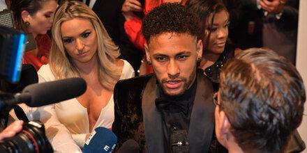 Spielt Neymar gegen ÖFB-Team in Wien?