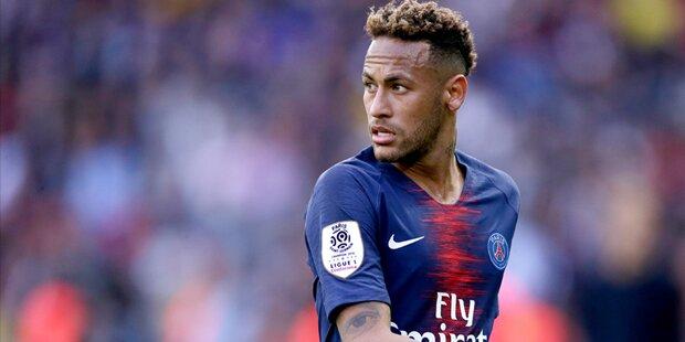Unter Tränen: Neymar bittet um Freigabe