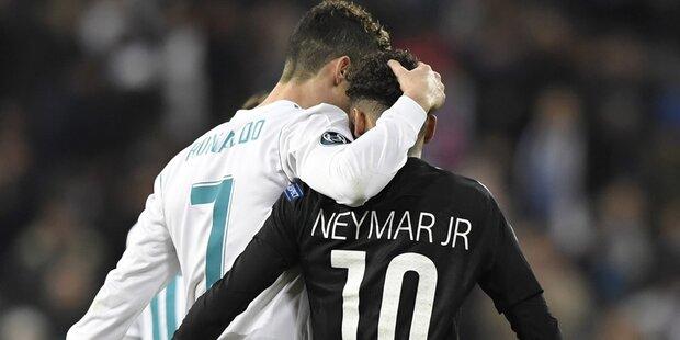 Real bietet gigantische Summe für Neymar