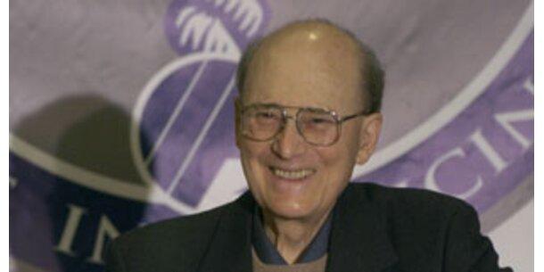 US-Biologe Benzer gestorben
