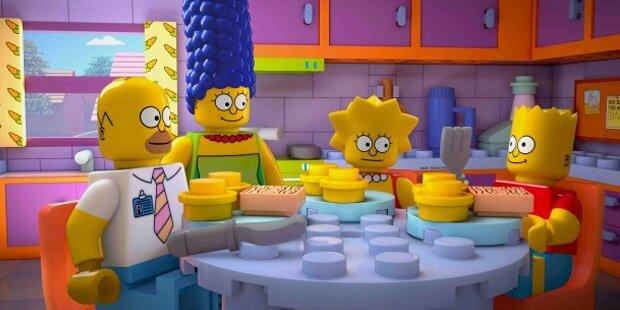 Simpsons: Coole Lego-Folge