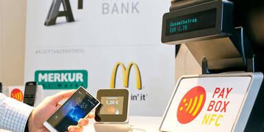 Kontaktloses Bezahlen: Apps versus Karten