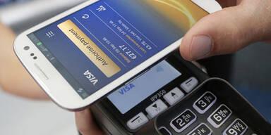 Smartphone-Boom beflügelt NFC