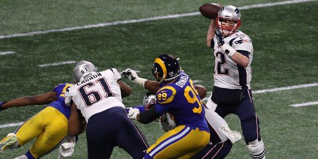 So viel kostet Werbespot bei Super Bowl