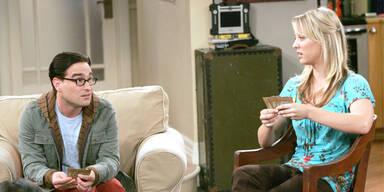 The Big Bang Theory Penny und Leonard