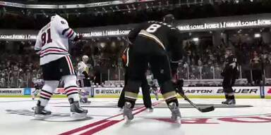 Eishockey-Simulation NHL 14 setzt auf Action