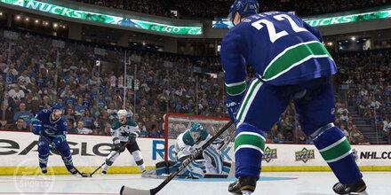 EA Sports zeigt neue Features von NHL 12