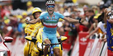 Nibali holt sich 19. Etappe
