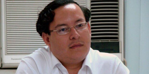 Diplomat aus Nicaragua tot aufgefunden