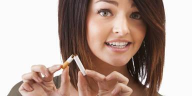 Hören Sie jetzt mit dem Rauchen auf!