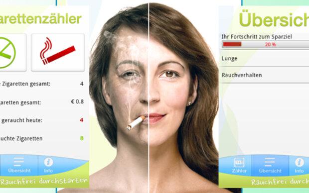 Das ist die neue Nichtraucher-App