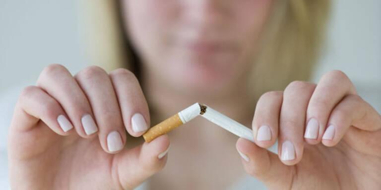 Rauchstopp hilft auch nach Krebsdiagnose