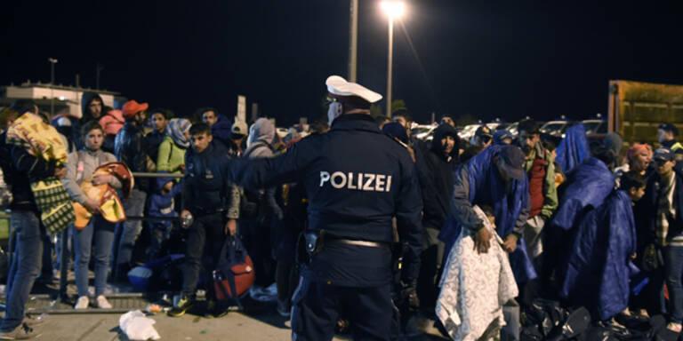 Flüchtlinge: Nächste Rekordwelle