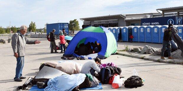 10.700 Menschen kamen Sonntag ins Burgenland