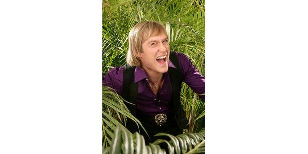 Alle Kandidaten: Nico Schwanz im Dschungelcamp