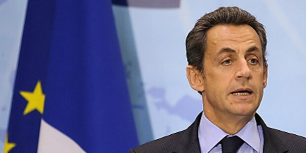 Sarkozys Facebook-Seite gehackt