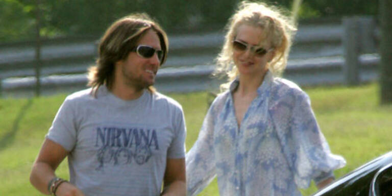 Keith Urban und Nicole Kidman (c) Photo Press Service, www.photopress.at