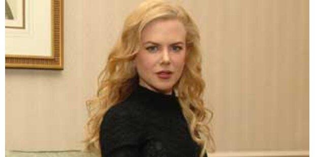 'Kätzchen' Nicole Kidman ist gerne mal faul