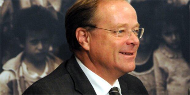 Deutscher Minister in Bagdad festgehalten