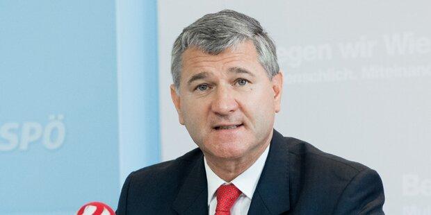 Niedermühlbichler wird SPÖ-Bundesgeschäftsführer