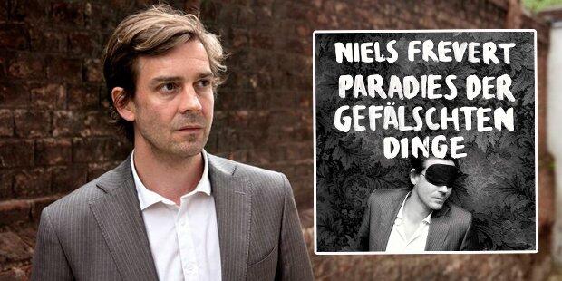 Niels Frevert: Mit Album nach Wien
