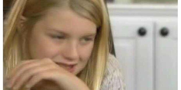 Mädchen niest 12.000 Mal amTag