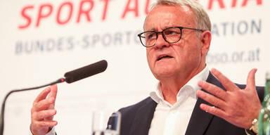 Sport Austria freut Lockerung, fordert Finanzhilfen