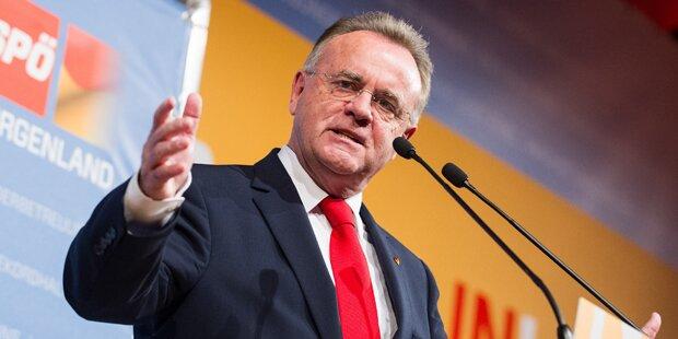 Niessl: Steuerreform oder Neuwahlen