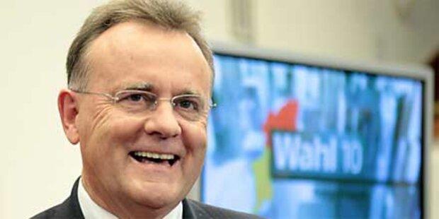 SPÖ und ÖVP einig über Zusammenarbeit