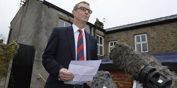 Briten-Politiker ein Serien-Vergewaltiger?