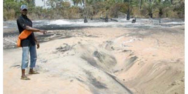 43 Tote bei Pipeline-Explosion in Nigeria